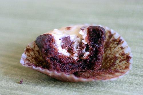 tasty black bottom cupcakes brit co
