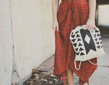 Transform Your Tote Into a Backpack