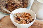 The Ultimate Nut Lovers Granola