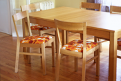 Easy as 1, 2, 3! Updated Dining Chairs