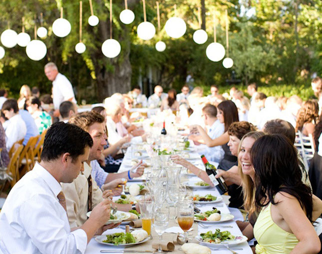 Norred S Weddings And Events: 15 Rules For Great Outdoor Weddings And Events
