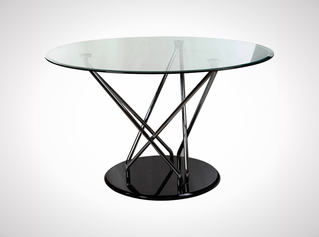 10 space saving dining tables brit co - Wall mounted tables for small spaces set ...