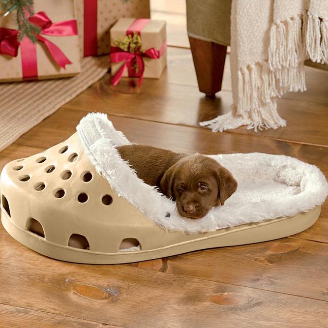 Sasquatch Dog Bed