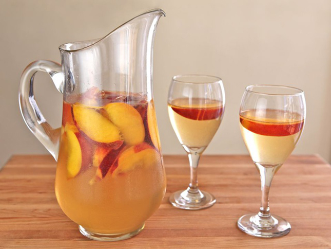 13 Refreshing and Fruity Sangria Recipes | Brit + Co