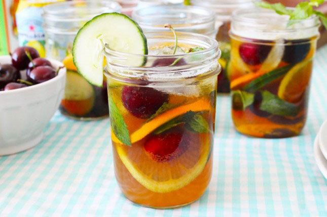 Pimm's Cups : Speaking of which, have you tried our picnic Pimm ...