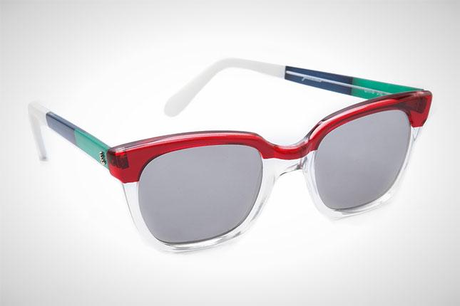 2d79f3e0d30 13. Sheriff Cherry Colorblock Sunglasses ...