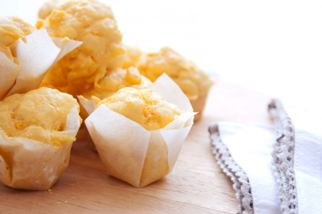 Gluten-Free Corn Muffins with Fresh Corn : Corn muffins that ...