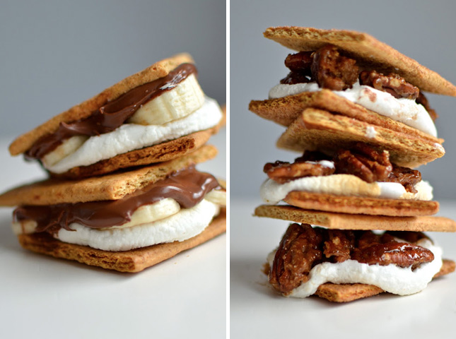 Gimme S'more! 15 Sweet S'mores-Inspired Recipes | Brit + Co