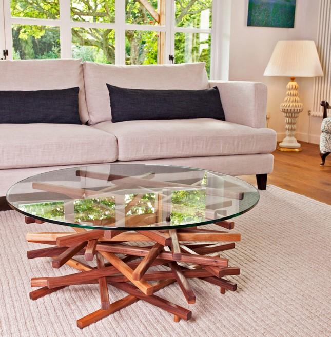 Beautiful Modern Coffee Tables: Cof-4-Nest