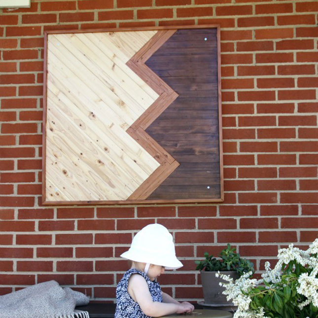 Creative Ways To Use Wood As Home Décor Pieces Within Your Home: 46-woodpanel