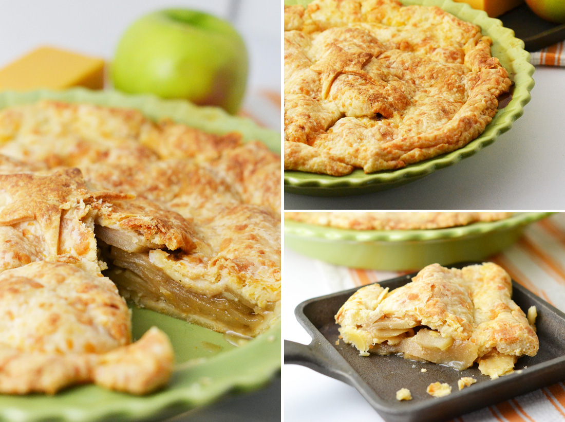 Fall Foodie Classics: Apple Pie with a Cheddar Crust | Brit + Co