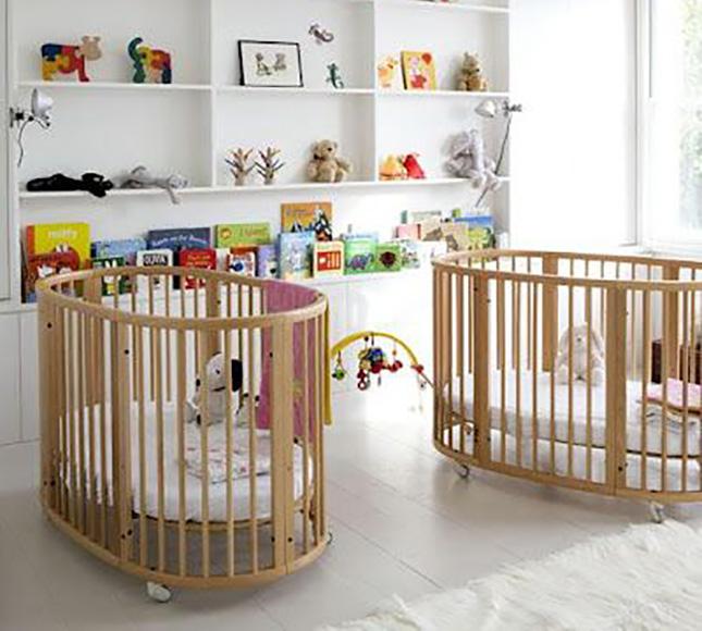 25 Creative And Modern Nursery Design Ideas Brit Co