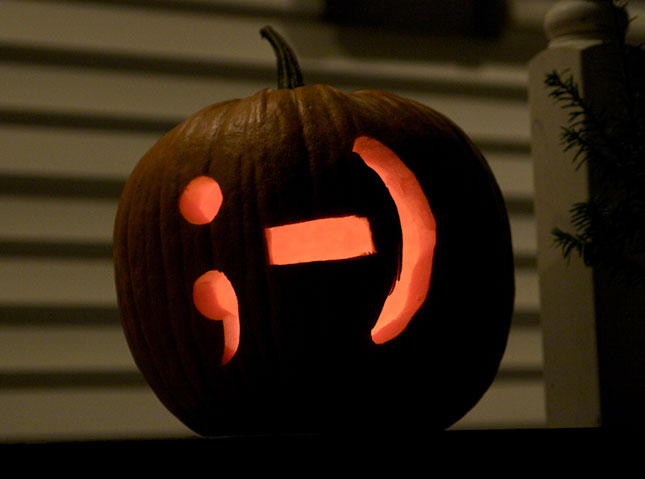 12 Insanely Cool Tech-Inspired Pumpkins