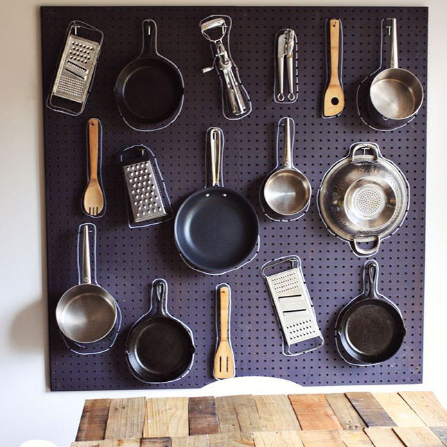 13 Smart Kitchen Organizing Ideas | Brit + Co.
