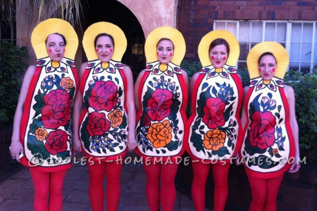 The 20 Best DIY Group Costumes For Halloween