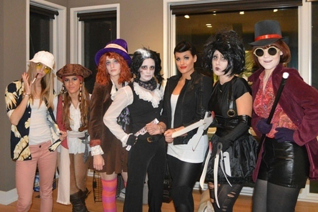 16.  sc 1 st  Fashion of Luxury & The 20 Best DIY Group Costumes for Halloween | Fashion of Luxury