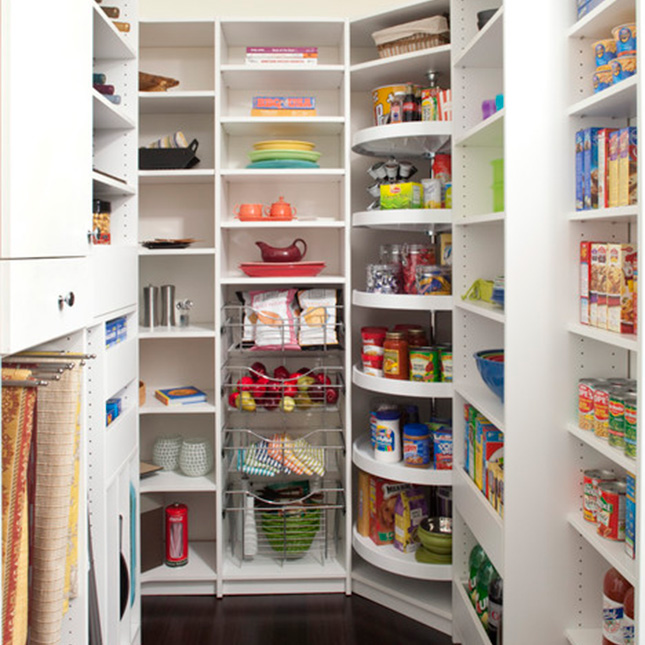 8 steps to planning the perfect pantry brit co for Perfect kitchen organization