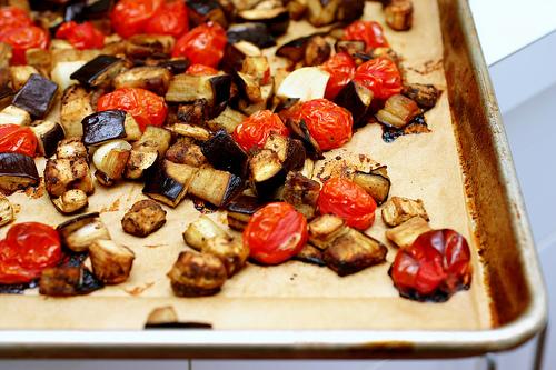 Rigatoni With Eggplant Puree | Brit + Co