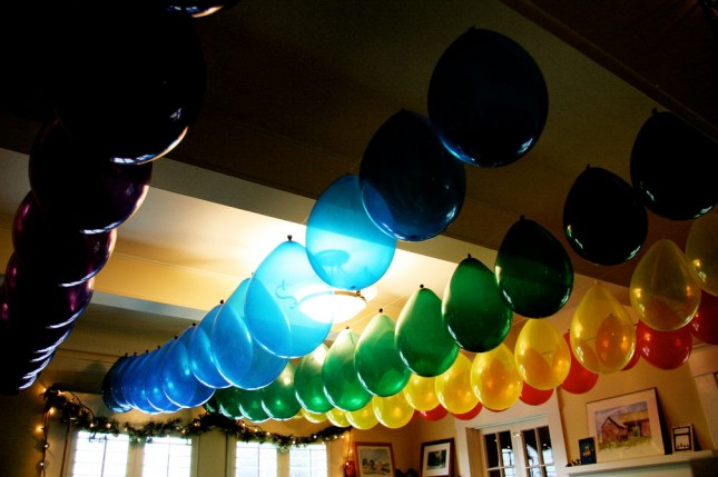 30 Brilliant Diy Balloon Projects Brit Co