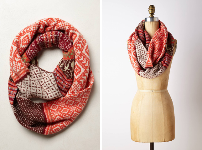 30 Cozy Circle Scarves, Cowls, and Snoods | Fashion of Luxury