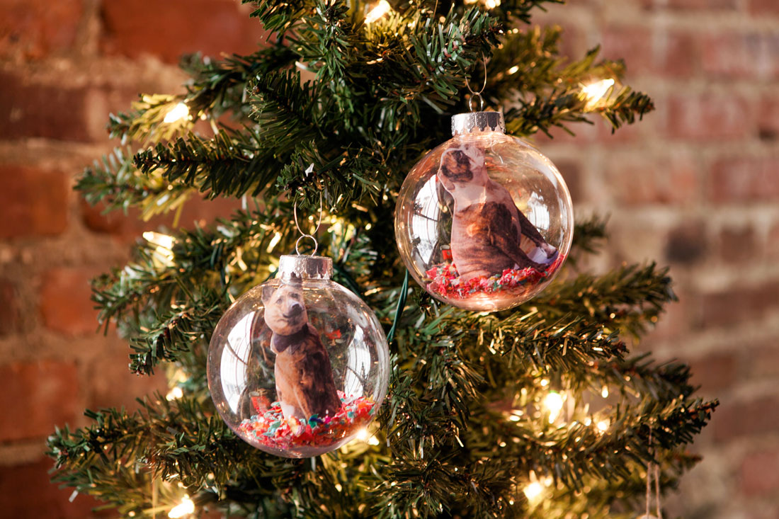 Diy christmas ornaments for newlyweds - Homemade Christmas Ornament