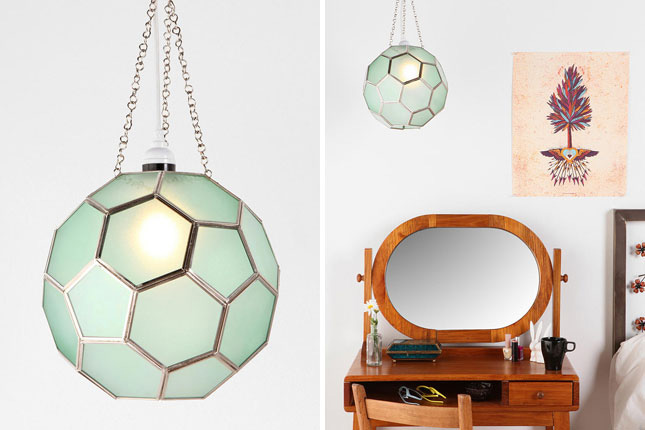Shape Up 15 Geometric Lights Lamps And Pendants Brit Co