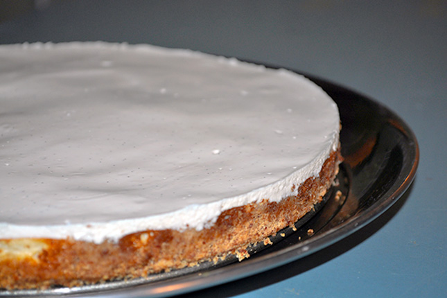 ... be! This simple ricotta cheesecake is perfect for beginner bakers