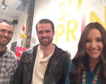 Brit Chats With the Inventors of the World's First 3D Printer for Clothes