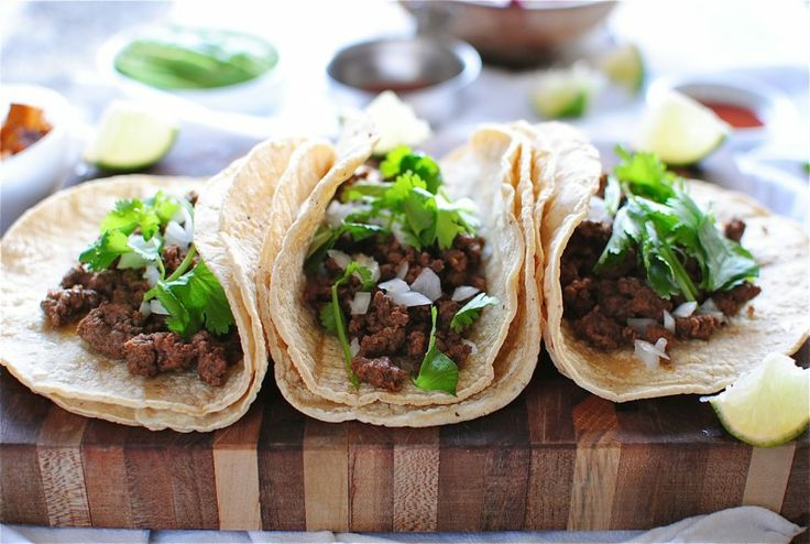 Yo Quiero Taco Shell: 17 Truly Tasty Taco Recipes | Brit + Co