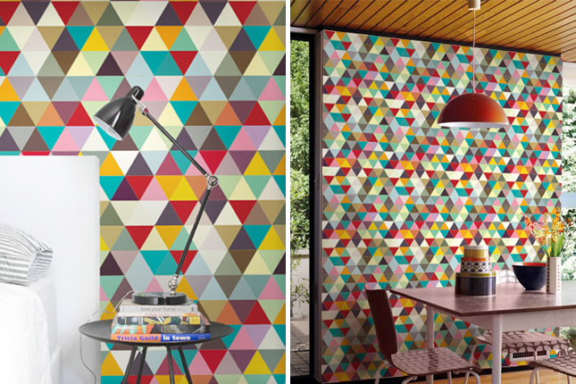 18 ways to turn contact paper into wall art brit co