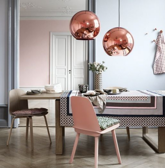 Bring in the Bling: 20 Ways to Embrace the Metallic Trend in Your Home ...
