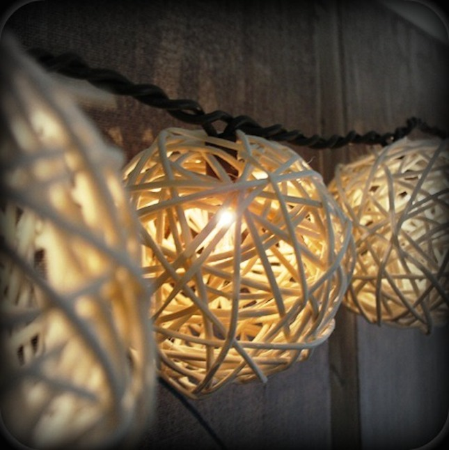 Does Hobby Lobby Sell String Lights : 18 Whimsical Ways to Decorate With String Lights Brit + Co
