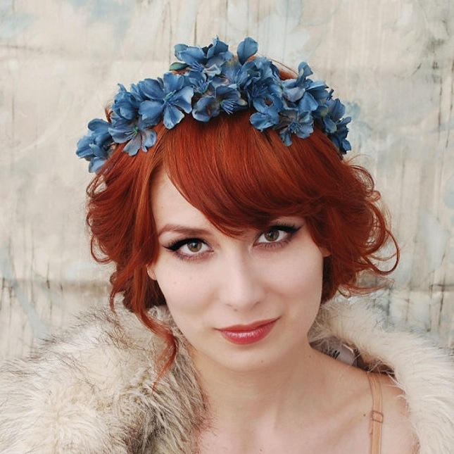 Wedding Flowers Crown For Fine Hairstyle: 21 Wedding Updos That Go Way Beyond The Low Bun