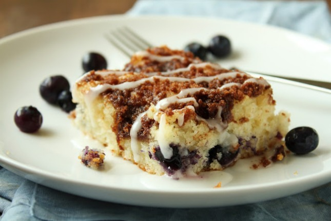 Buttermilk Coffee Cake : Being GF is NBD when it comes to coffee cake ...