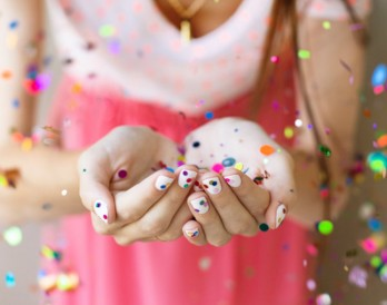 Make Your Party Pop With 25 Confetti-Filled Ideas