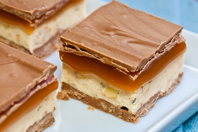 19. Coconut Caramel Candy Bars : It's a super sophisticated take on ...