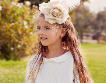 A Dozen Creative Dresses for Your Flower Girl
