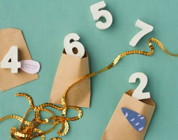 No. Way! Make Plaster Number Escort Cards