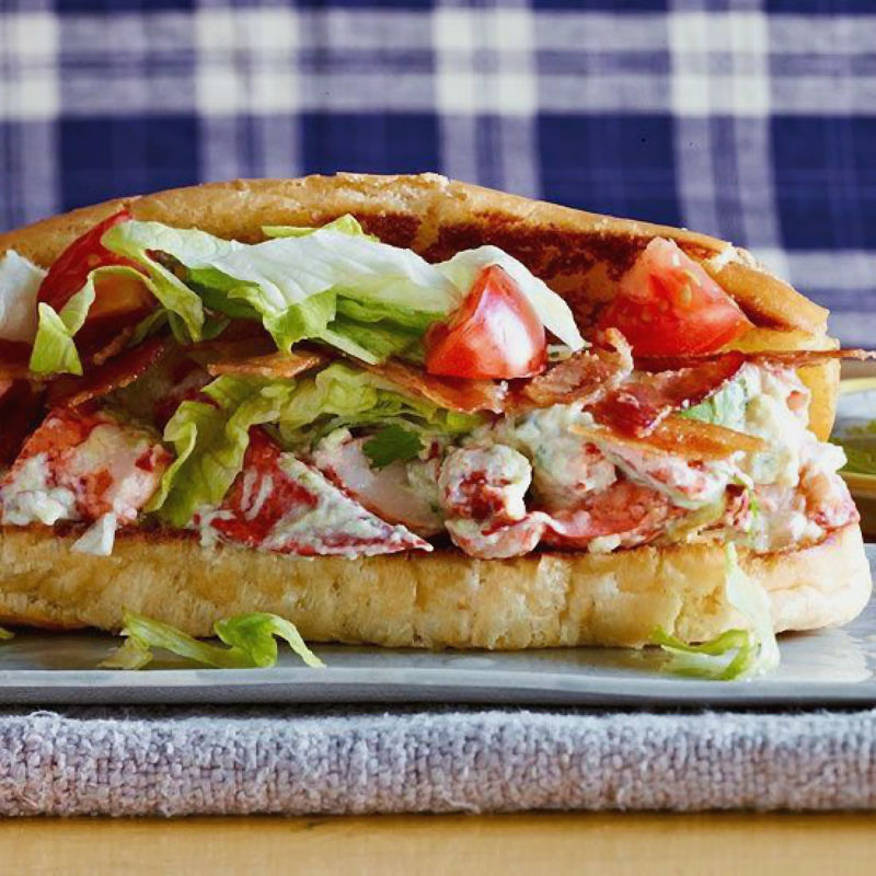 LobsterPedia - Lobster and Seafood Lovers Blog - News, recipes, places...: Lobster Roll Recipes