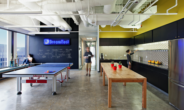 Scandia Moss exporterTeraria 20 of the Coolest Offices in the