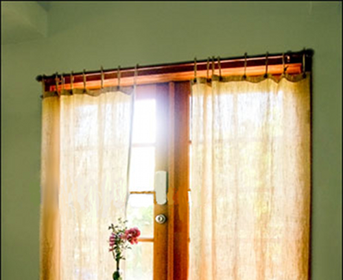Curtain Call 12 Nifty Window Dressings For The Modern