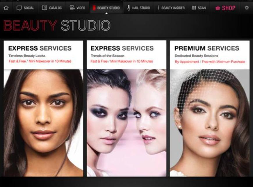 Makeup Retailer Sephora Gets a Digital Makeover   Brit + Co